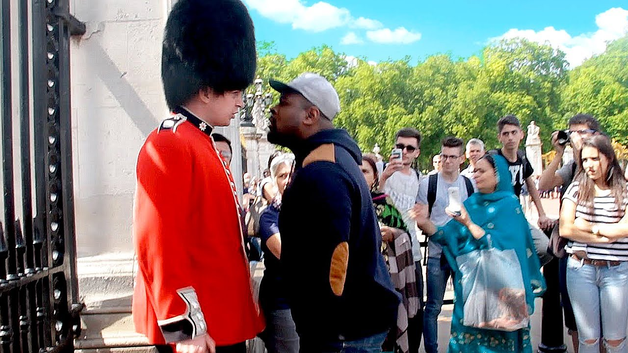 Download This is Why You Never Mess With a Royal Guard...