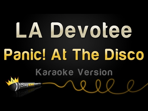 Thumbnail: Panic! At The Disco - LA Devotee (Karaoke Version)