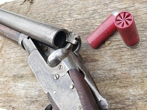 American Gun Company Knickerbocker Model No. 6 Double Barrel Shotgun