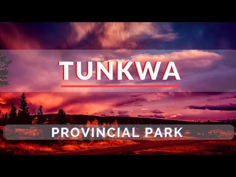 Tunkwa Lake Provincial Park BC - Room For All - RV Living In Canada