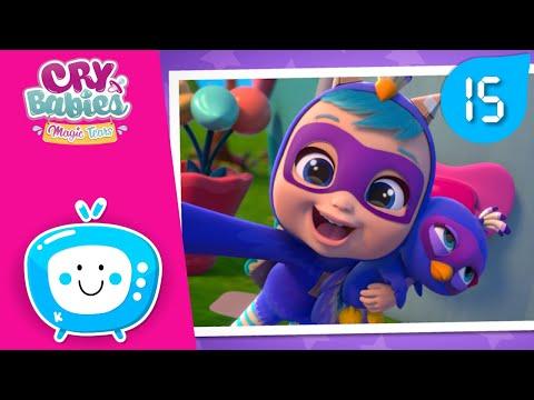 Épisodes COMPLETS 🦚 Nouvelle Saison 🌈 CRY BABIES 💧 MAGIC TEARS 💕 Dessins Animés Pour Enfants