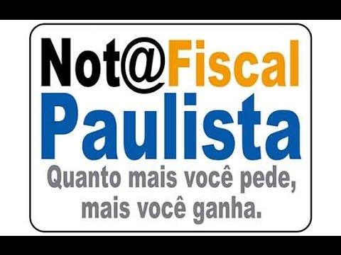 Nota Fiscal Paulista / Como Ter Acesso A Tudo