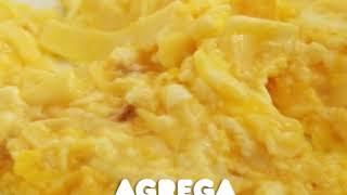 Lonchera de Naná: Sándwich de huevo con queso
