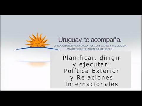 Presentación y Objetivos de la Dirección General para Asuntos Consulares y Vinculación