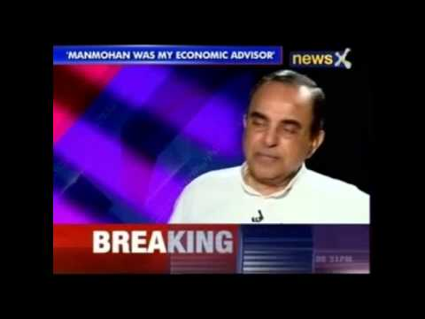 Dr.Subramanian Swamy not Manmohan Singh the real author of Economic Reforms of 1991