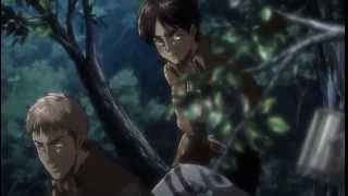 Shingeki no Kyojin OVA 3 Clip 2 - Marco and Armin: They've Got The Brains
