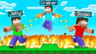 TROLLING My Friends As HEROBRINE In Minecraft! (Insane Abilities)