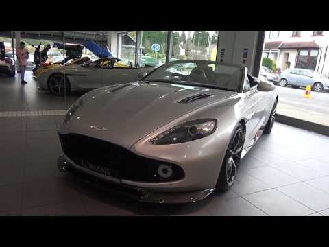 Aston Martin Vanquish Zagato Volante Review