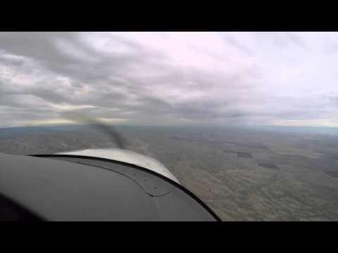 Cirrus SR22 IFR flight 3O8 to KHWD