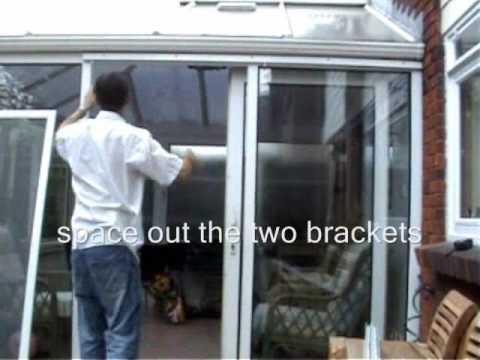Sliding Screen Door Installation