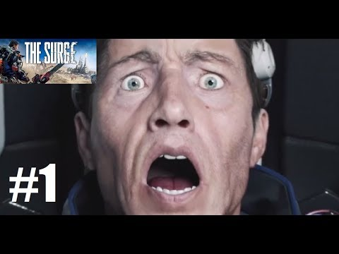 "The Surge Ep1 ""The First Day on the Job"""