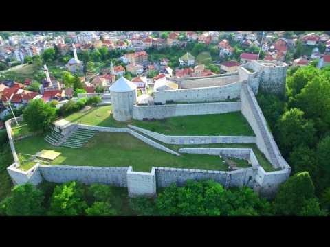 Biseri Bosne i Hercegovine u 4K - Travnik Plava Voda - Tvrdava stari grad - Planina Vlasic