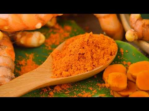 Natural Antiseptic To Treat Acne During Pregnancy Is Turmeric - How To Use
