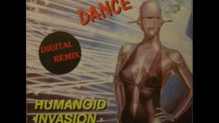 Laserdance Humanoid Invasion (Digital Remix)