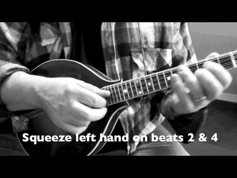 3 Easy Rhythms For Mandolin