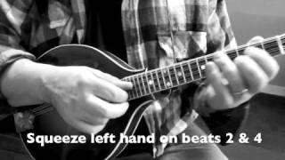 3 Easy Rhythms For Mandolin