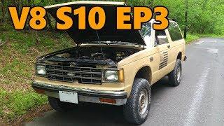 Download 99 S10 Blazer 4x4 5 3 Lm7 V8 Swap MP3, MKV, MP4 - Youtube