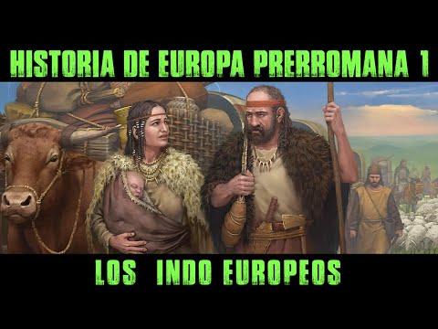 EUROPA PRERROMANA 1: Indoeuropeos, Tartessos e Íberos (Documental Historia) from YouTube · Duration:  13 minutes 50 seconds
