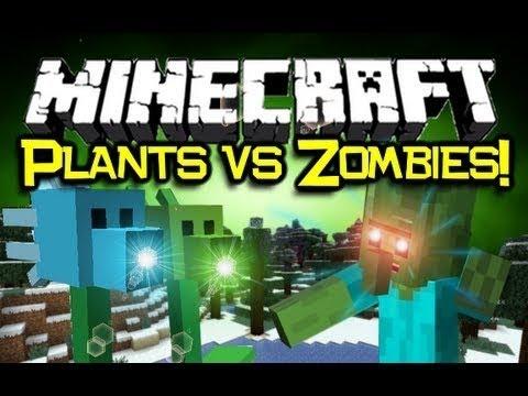 Безумный зомби апокалипсис видео Майнкрафт