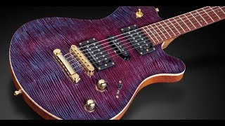 Heavy Metal Backing Track in Am