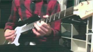 Black Sheep - Metric Guitar Cover