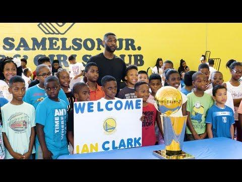 Ian Clark Brings Larry Home To Memphis
