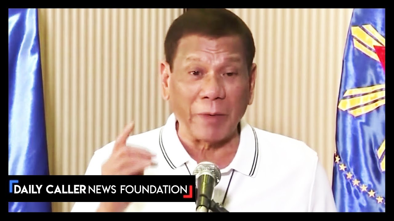 "Philippine President Says ""Shoot Them Dead"" To Lock Down Violators"