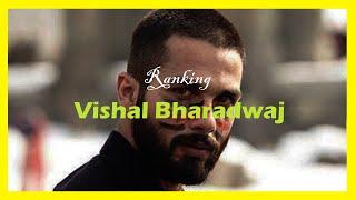 All The Vishal Bhardwaj Movies | Ranked