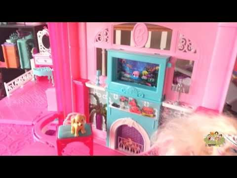 Barbie Dream House by Mattel:  Review