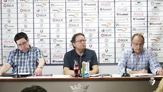 Presentación campaña de abonados C. A. Osasuna 2019/20 'La magia eres tú'