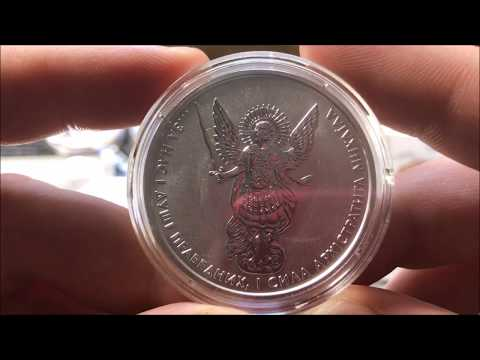 Silver Unboxing: 2017 Archangel Michael + 10 More Different Coins JM BULLION