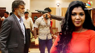 Why Rithvika not shown in 'Kabali' Teaser 2