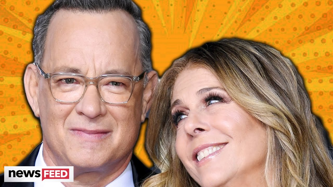 Tom Hank Fans DISTRAUGHT Over Coronavirus Diagnosis!