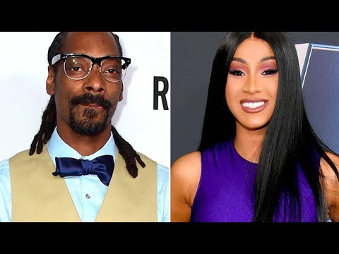 Snoop Dogg Criticizes Cardi b and Wap culture - Is he a hypocrite?