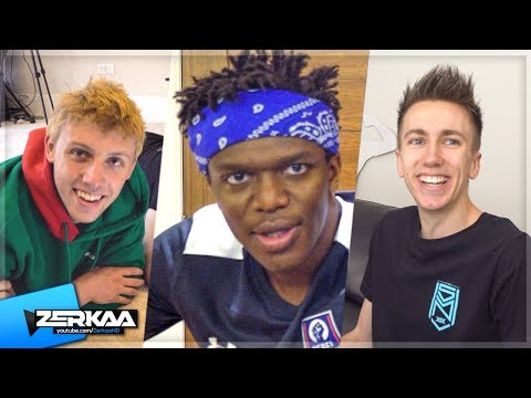 SIDEMEN REACT TO MY FIRST EVER SONG!