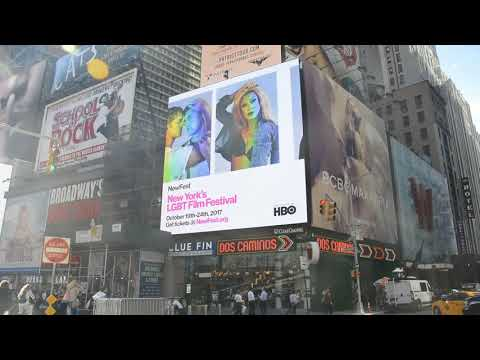 NewFest 2017 in Times Square
