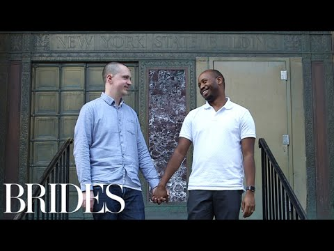 These Same-Sex Couples Share What Marriage Equality Means to Them | BRIDES