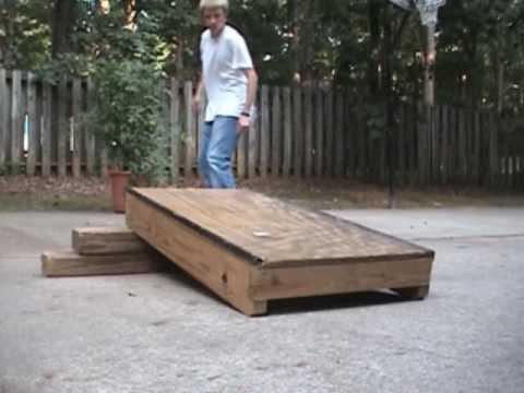 Skateboarding My Box