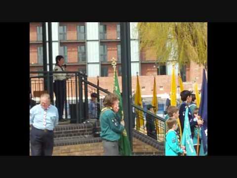 Scouts Own, Stratford-upon-Avon