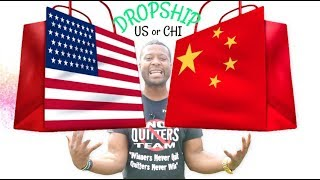 Shopify- Dropship From The US Intead Of China