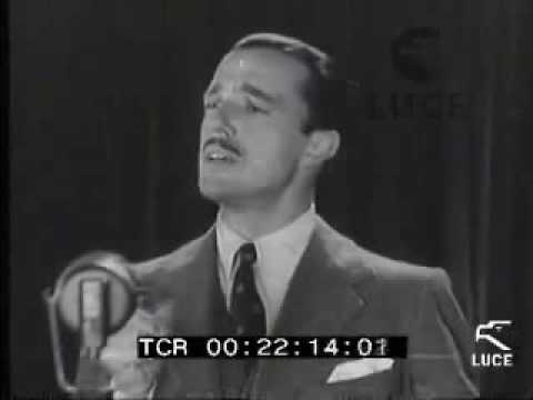 Radio italiana anno XVI EIAR 1937 38