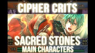New DLC Characters: Emma, Randal, Shade and Yuzu from Cipher