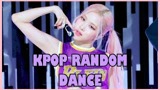 KPOP RANDOM DANCE [GIRL'S VERSION] | YEZI KIM