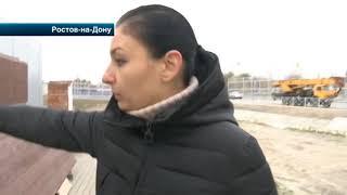 Владелец кафе в Ростове встал грудью на защиту заведения от сноса