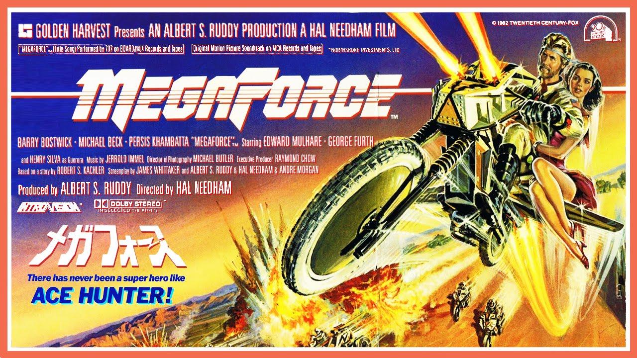 megaforce film