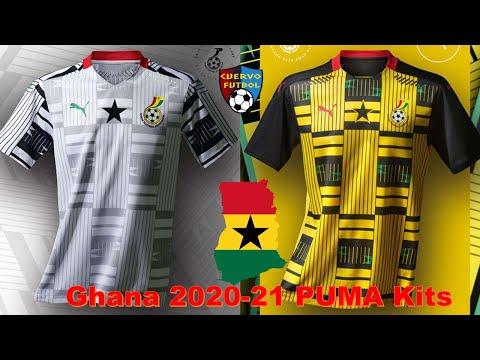 New Ghana Kits
