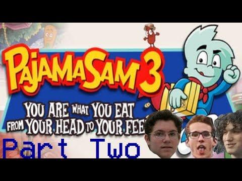 Pajama Sam 3: Part Two - TAKE THREE |