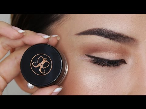 How to Use Anastasia Dipbrow Pomade
