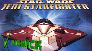 Star Wars: Jedi Starfighter (Xbox)-Viridian Flashback