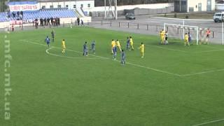 «Нефтяник-Укрнефть» - МФК «Николаев» - 3:0 .